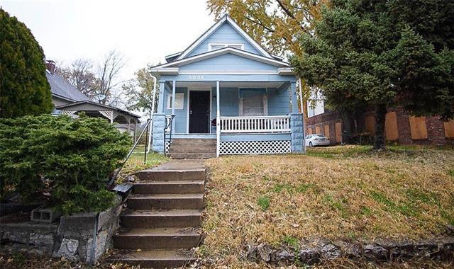 5036 E 9th Street, Kansas City, MO 64124 (#2079023) :: No Borders Real Estate