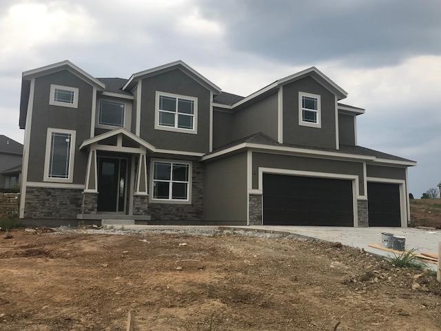 20307 W 79th Terrace, Shawnee, KS 66218 (#2082947) :: Edie Waters Network