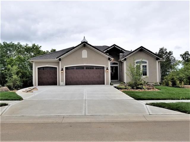 27181 W 100th Terrace, Olathe, KS 66061 (#2083135) :: No Borders Real Estate