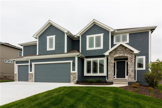 16037 W 172nd Terrace, Olathe, KS 66062 (#2084756) :: House of Couse Group