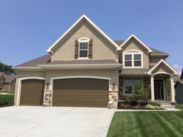 24412 W 80th Terrace, Lenexa, KS 66227 (#2087440) :: Char MacCallum Real Estate Group