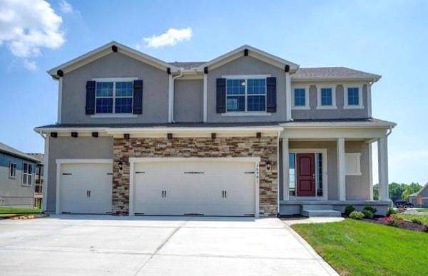 16981 S Heatherwood Street, Olathe, KS 66062 (#2107827) :: Team Real Estate