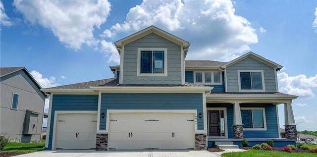 16967 S Laurelwood Street, Olathe, KS 66062 (#2109119) :: Team Real Estate