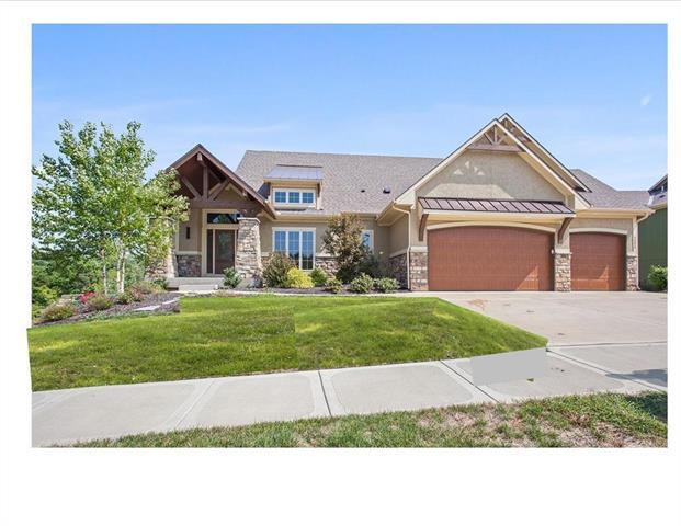 5886 S National Drive, Parkville, MO 64152 (#2119339) :: Edie Waters Network