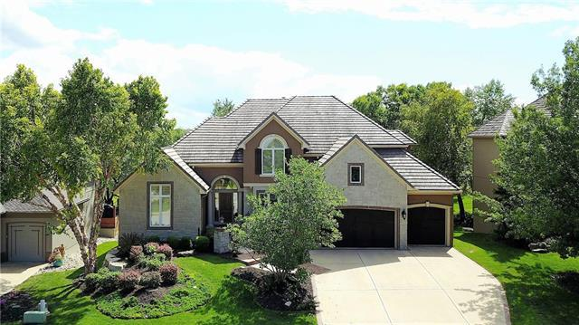 21303 W 95th Terrace, Lenexa, KS 66220 (#2127807) :: Edie Waters Network
