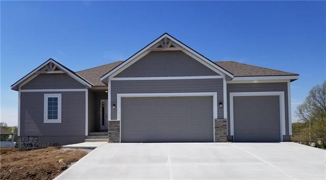 1808 NE Pallisades Court, Blue Springs, MO 64029 (#2135197) :: Eric Craig Real Estate Team
