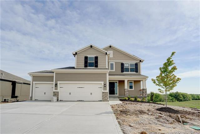 9206 NE 111th Place, Kansas City, MO 64157 (#2140804) :: House of Couse Group