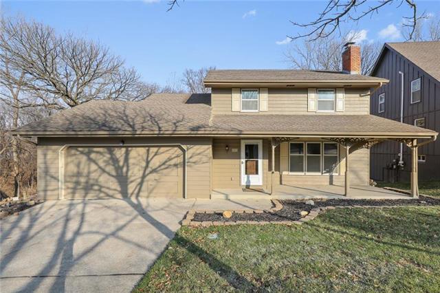 5412 NW Walden Drive, Kansas City, MO 64151 (#2142610) :: Eric Craig Real Estate Team