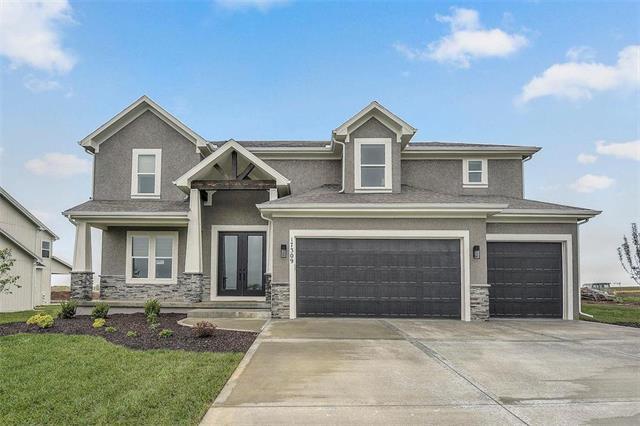 17309 S Allman Road, Olathe, KS 66062 (#2143421) :: House of Couse Group