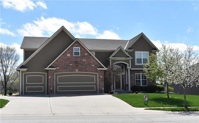 8617 NE 91st Terrace, Kansas City, MO 64157 (#2147866) :: Eric Craig Real Estate Team