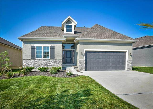 22249 W 120th Terrace, Olathe, KS 66061 (#2156507) :: House of Couse Group