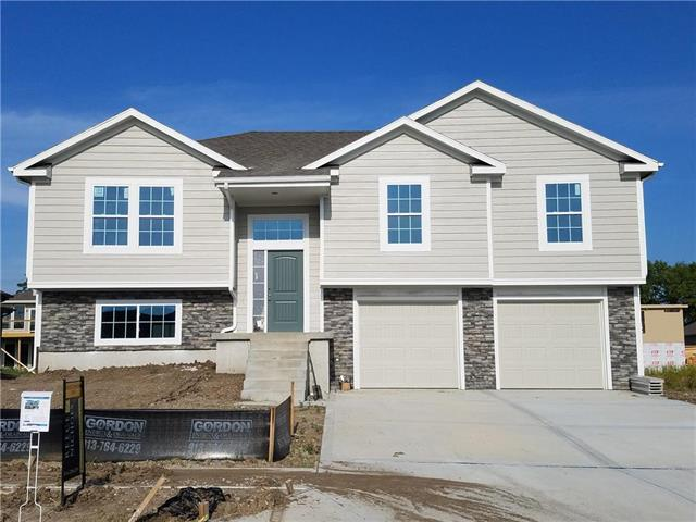 1609 NE Jaclyn Drive, Grain Valley, MO 64029 (#2165054) :: House of Couse Group