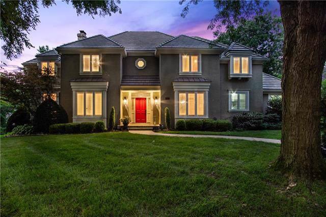 2540 W 118th Terrace, Leawood, KS 66211 (#2184564) :: Clemons Home Team/ReMax Innovations