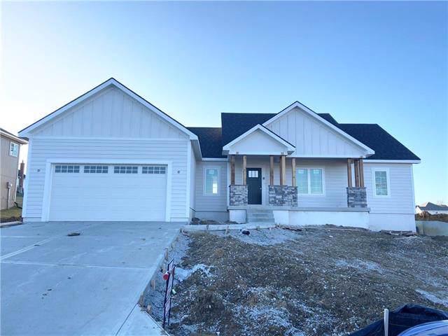1806 NW Mya Court, Grain Valley, MO 64029 (#2185224) :: Eric Craig Real Estate Team