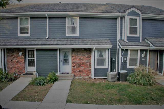 232 NE Bayview Drive, Lee's Summit, MO 64064 (#2187883) :: House of Couse Group