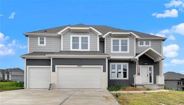 24909 W 75th Place, Shawnee, KS 66227 (#2190771) :: Ron Henderson & Associates