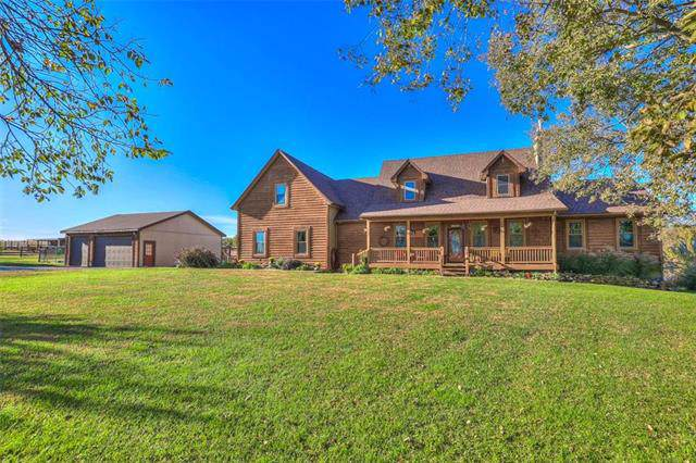 4834 Nevada Road, Baldwin City, KS 66006 (#2193731) :: Clemons Home Team/ReMax Innovations