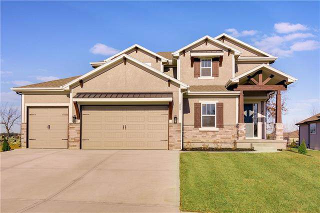 1009 SE Wood Ridge Court, Blue Springs, MO 64014 (#2193752) :: Eric Craig Real Estate Team
