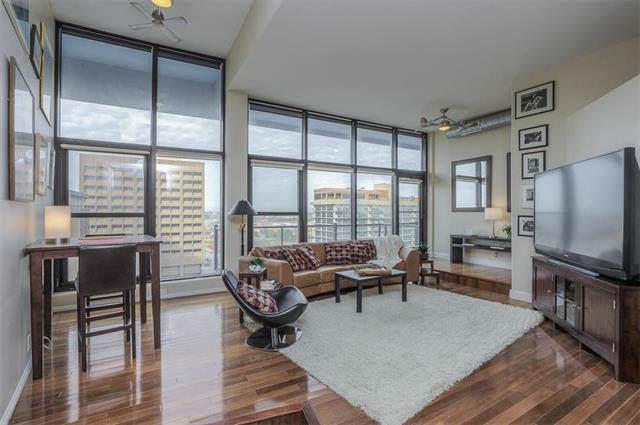 700 E 8th Ph#3 Street Ph3, Kansas City, MO 64106 (#2195346) :: Eric Craig Real Estate Team