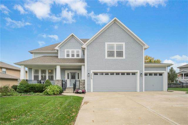24329 W 109th Terrace, Olathe, KS 66061 (#2216330) :: Ask Cathy Marketing Group, LLC