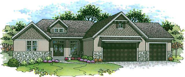 14575 S Parkhill Street, Olathe, KS 66062 (#2216472) :: Ron Henderson & Associates