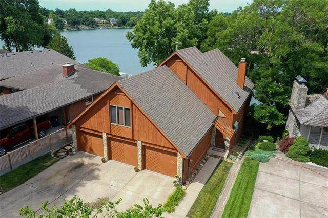 155 NW North Shore Drive, Lake Waukomis, MO 64151 (#2230381) :: Ron Henderson & Associates