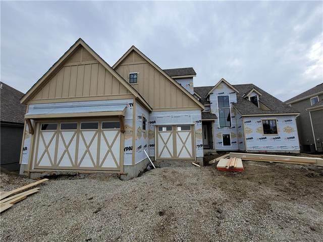12315 W 169 Terrace, Overland Park, KS 66221 (#2256637) :: Five-Star Homes