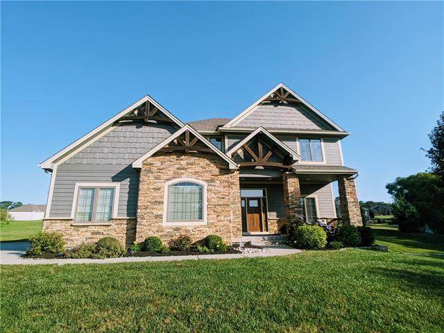16802 NE 120th Terrace, Kearney, MO 64060 (#2329797) :: Tradition Home Group   Compass Realty Group