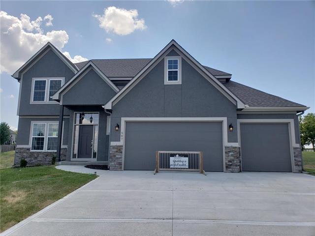 507 Lasley Branch Court, Raymore, MO 64083 (#2087177) :: Edie Waters Network