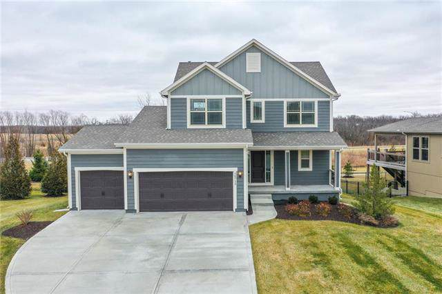 16713 W 170th Court, Olathe, KS 66062 (#2091059) :: House of Couse Group