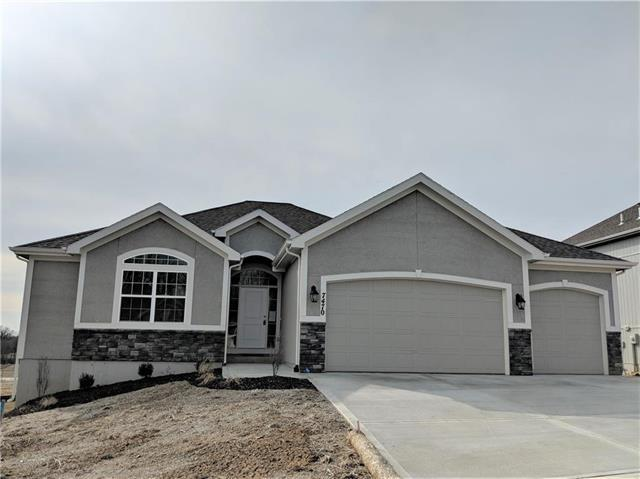 7470 NW Damon Drive, Parkville, MO 64152 (#2091514) :: Eric Craig Real Estate Team