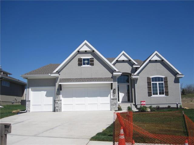 25818 W 96th Street, Lenexa, KS 66227 (#2103682) :: No Borders Real Estate