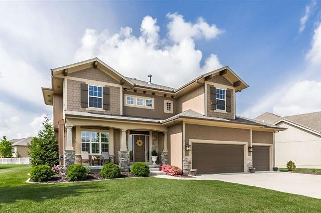 21283 W 107th Place, Olathe, KS 66061 (#2107607) :: Edie Waters Network
