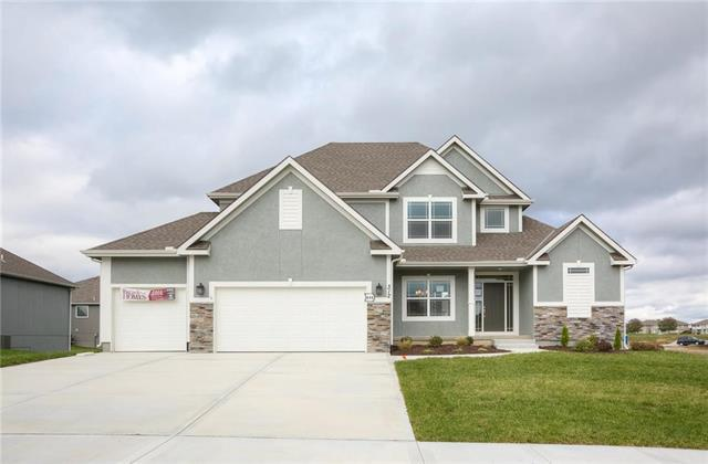 312 Prairie Point, Kearney, MO 64060 (#2118743) :: Team Real Estate