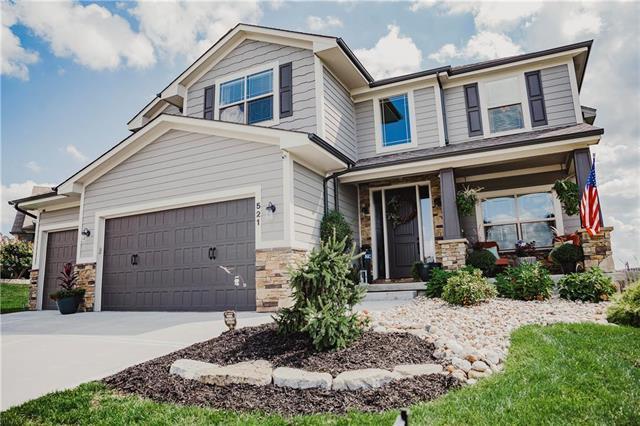 521 Sycamore Road, Greenwood, MO 64034 (#2129447) :: No Borders Real Estate