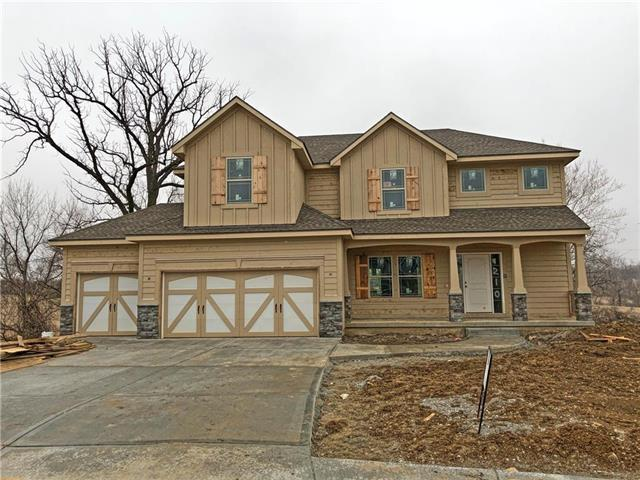1210 Chestnut Court, Liberty, MO 64068 (#2130206) :: Edie Waters Network