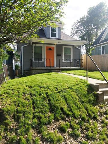 3613 Anderson Avenue, Kansas City, MO 64123 (#2140860) :: House of Couse Group