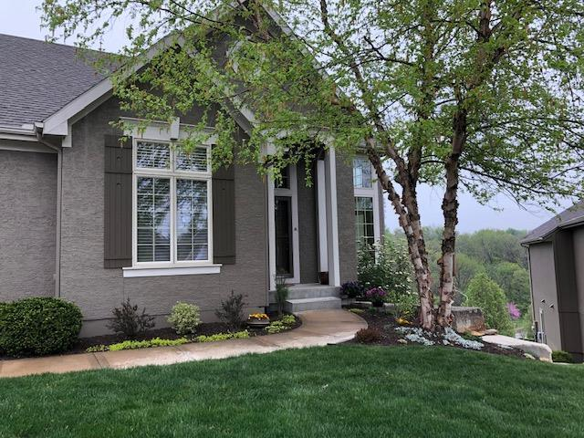 12814 W 49th Terrace, Shawnee, KS 66216 (#2145446) :: House of Couse Group