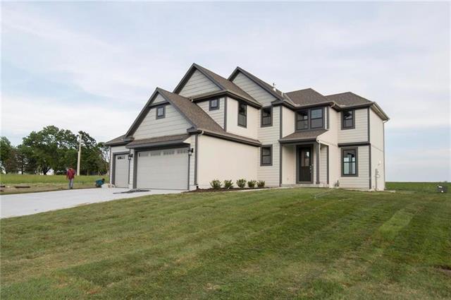 1206 SW 12th Terrace, Louisburg, KS 66053 (#2148751) :: Eric Craig Real Estate Team