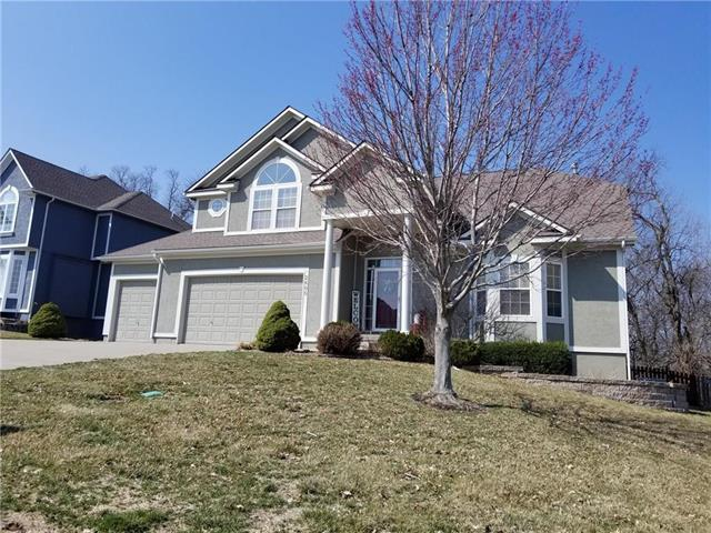 2605 SW Kristin Drive, Lee's Summit, MO 64082 (#2152114) :: Team Real Estate