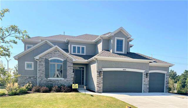 20593 W 110th Place, Olathe, KS 66061 (#2165994) :: House of Couse Group