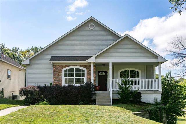 4108 Springfield Street, Kansas City, KS 66103 (#2181535) :: House of Couse Group