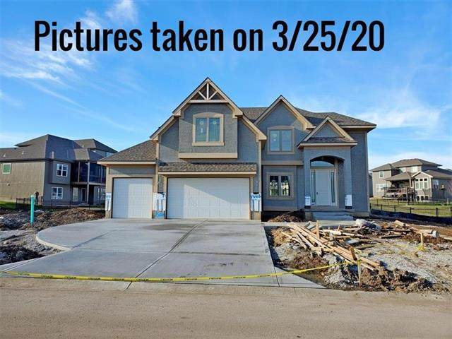25064 W 114th Street, Olathe, KS 66061 (#2189190) :: The Shannon Lyon Group - ReeceNichols