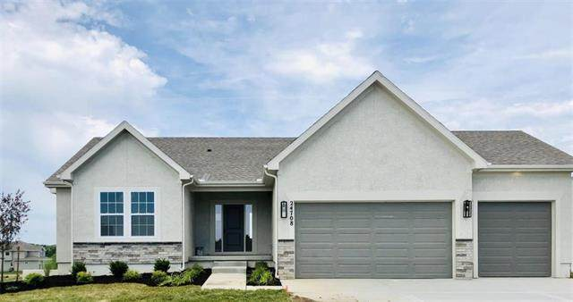 24708 W 76th Street, Shawnee, KS 66227 (#2191080) :: Ron Henderson & Associates