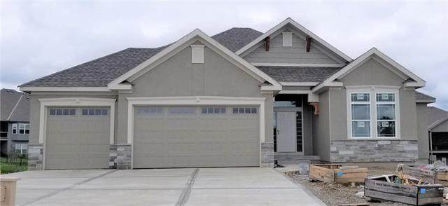 5511 NW 110th Court, Kansas City, MO 64154 (#2215884) :: Jessup Homes Real Estate | RE/MAX Infinity