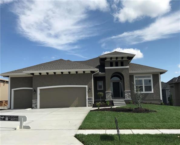 12212 W 184 Street, Overland Park, KS 66013 (#2065183) :: House of Couse Group