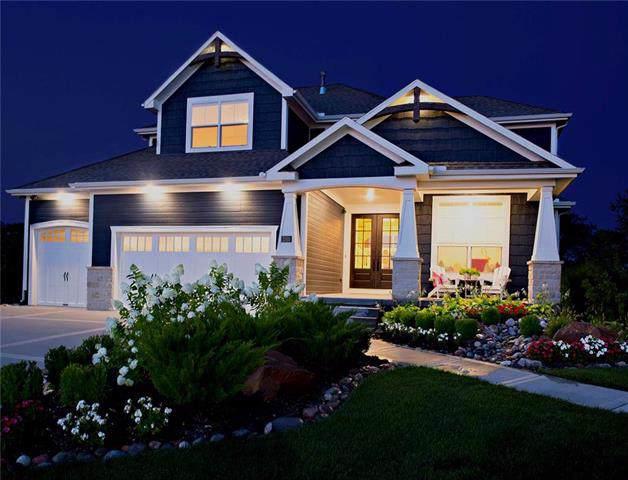 2303 W 179th Terrace, Overland Park, KS 66085 (#2103796) :: Eric Craig Real Estate Team