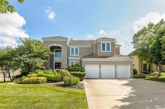 4469 W 150TH Terrace, Leawood, KS 66224 (#2112110) :: No Borders Real Estate