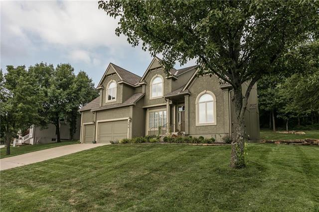 7616 Eicher Drive, Shawnee, KS 66217 (#2124476) :: No Borders Real Estate