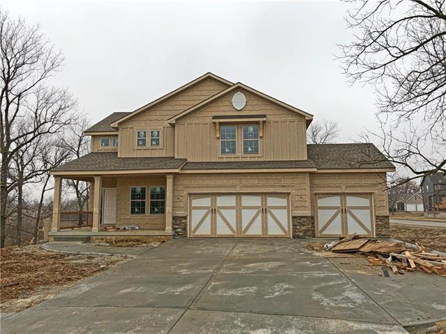 1203 Chestnut Court, Liberty, MO 64068 (#2128711) :: Edie Waters Network